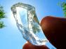 러시아의 어떤 개울에서 채취한 사금과 사파이어와 다이아몬드 - Gold Nugget and sapphire and diamond found in the stream Russia