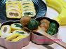 봄향기가 솔솔~ 봄동과 묵은지로 만든 쌈밥과 달걀말이