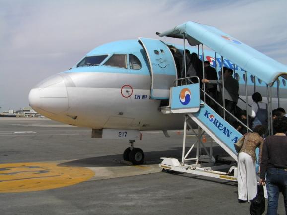 잊혀진 비행기 Fokker-100 (대한항공