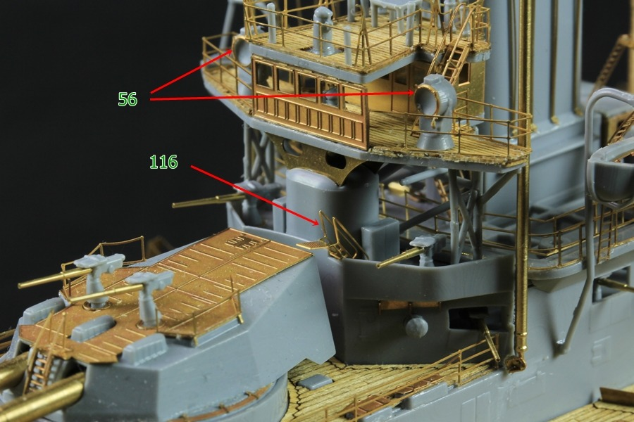 The Ship Model Forum • View topic - Pontosmodel 1/350 HMS