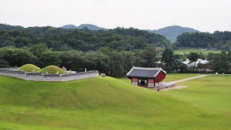 朝鮮王陵の画像 p1_22