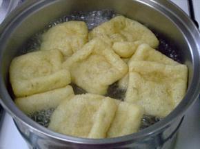 간단도시락(유부초밥,햄말이주먹밥)