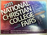 2011 National Christian College Fairs