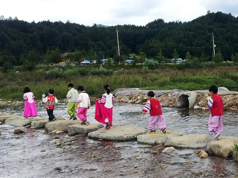 물가동네 봉평메밀꽃축제 평창효석문화제