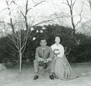 박정희 대통령의 시로 쓴 일기