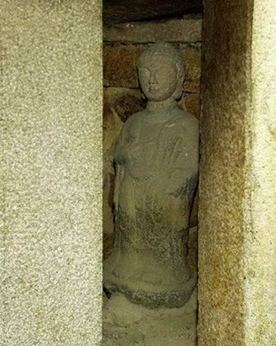 국보 제30호 경주 분황사 모전석탑(慶州 芬皇寺 模塼石塔)