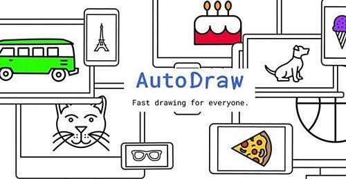 """""""대충 그린 그림도 예술작품으로""""...구글 '오토드로우(AutoDraw)'"""