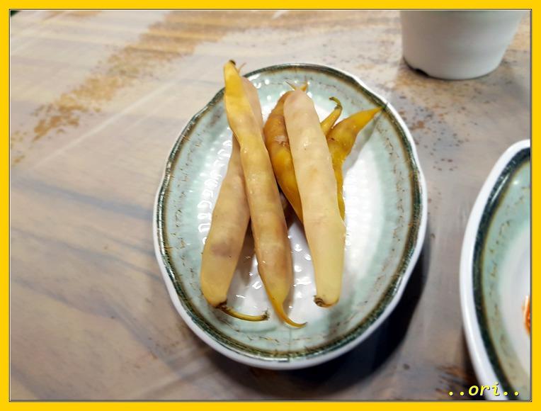 <무안 일로읍 맛집>1년전 작년 6월말 오랜만에 가봤던 [장원식당]에서 낙지초무침 한 접시....