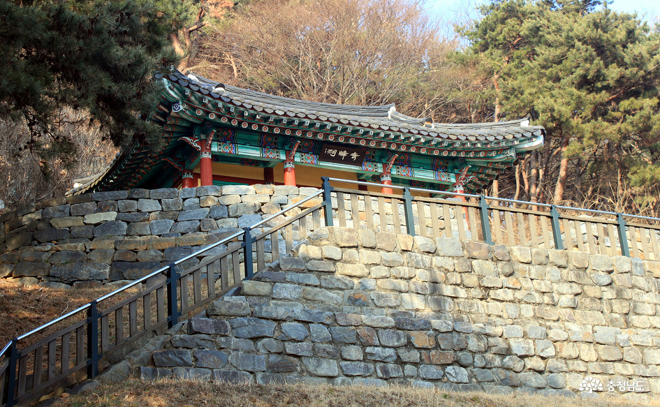 홍성 가볼만한곳 최영장군 사당 기봉사