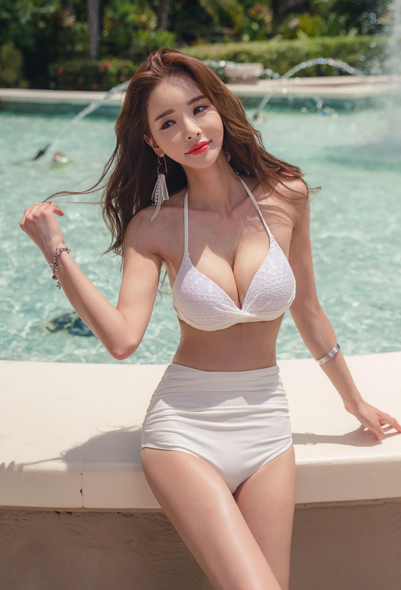 hot sexy Korean model