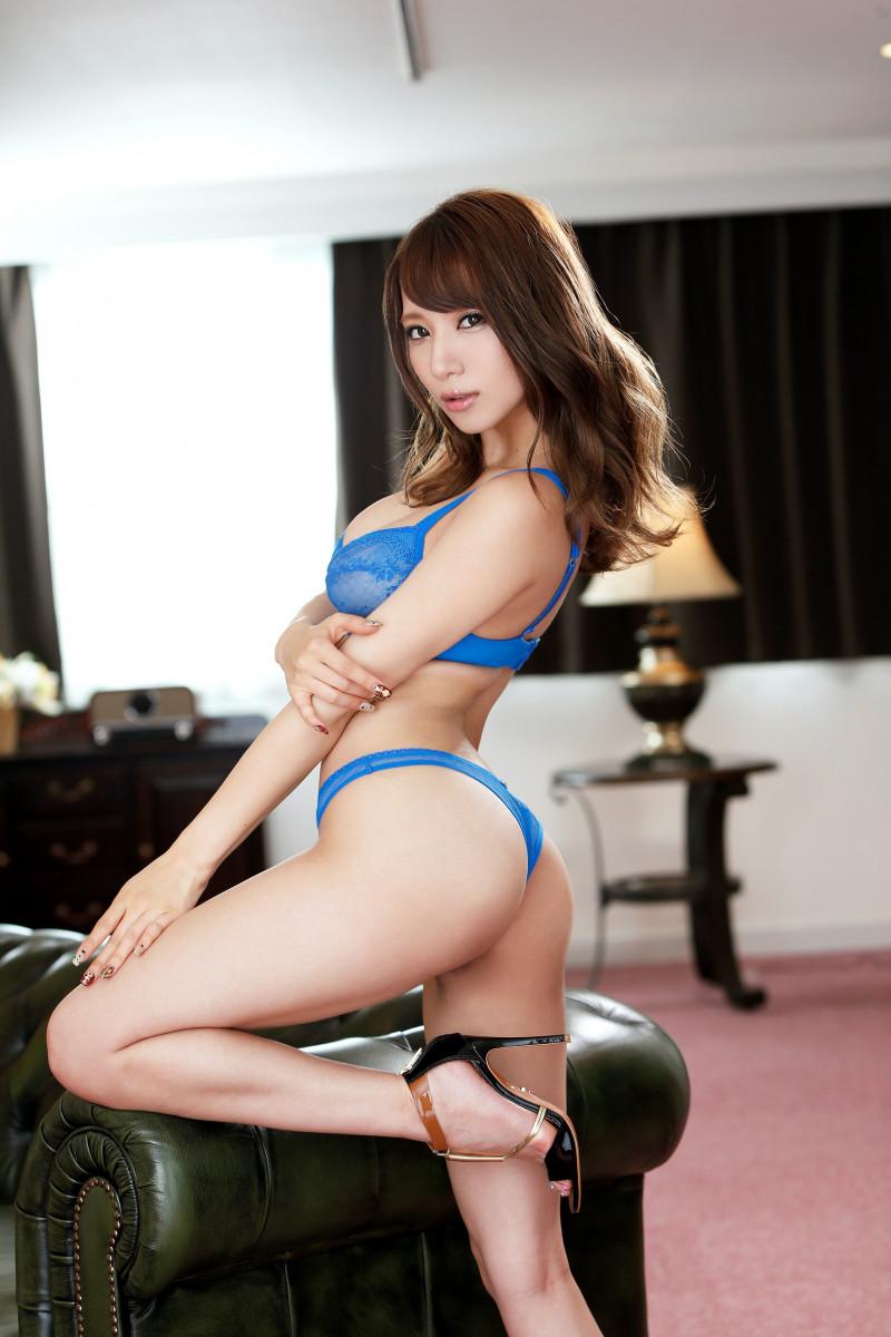 cool Asian women in lingerie